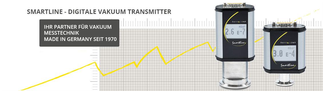 digitale vakuum transmitter aus deutschland